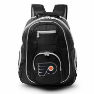 NHL Philadelphia Flyers Colored Trim Premium Laptop Backpack
