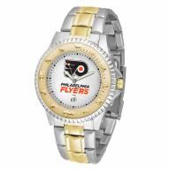 Philadelphia Flyers Competitor Two-Tone Men's Watch
