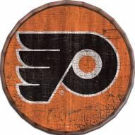 "Philadelphia Flyers Cracked Color 16"" Barrel Top"