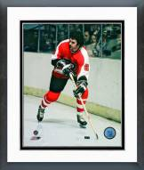 Philadelphia Flyers Dave Schultz Action Framed Photo