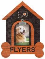 Philadelphia Flyers Dog Bone House Clip Frame