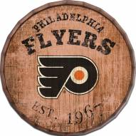 "Philadelphia Flyers Established Date 16"" Barrel Top"