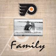 Philadelphia Flyers Family Picture Frame