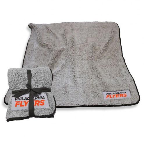 Philadelphia Flyers Frosty Fleece Blanket