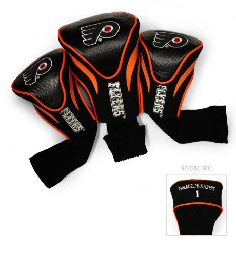 Philadelphia Flyers Golf Headcovers - 3 Pack