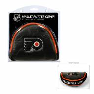 Philadelphia Flyers Golf Mallet Putter Cover