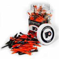 Philadelphia Flyers 175 Golf Tee Jar