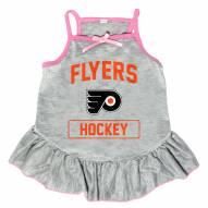Philadelphia Flyers Gray Dog Dress