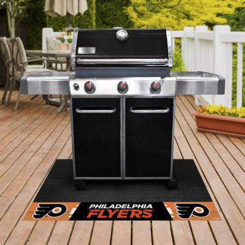 Philadelphia Flyers Grill Mat