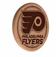 Philadelphia Flyers Laser Engraved Wood Sign