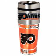 Philadelphia Flyers Hi-Def Travel Tumbler