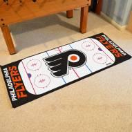 Philadelphia Flyers Hockey Rink Runner Mat