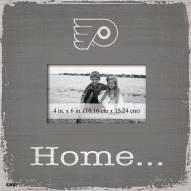 Philadelphia Flyers Home Picture Frame