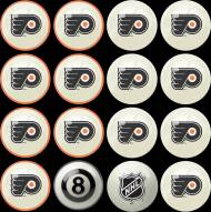 Philadelphia Flyers Home vs. Away Pool Ball Set