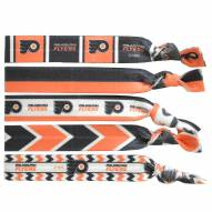 Philadelphia Flyers Knotted Hair Tie