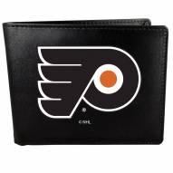 Philadelphia Flyers Large Logo Bi-fold Wallet