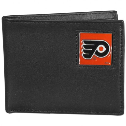Philadelphia Flyers Leather Bi-fold Wallet