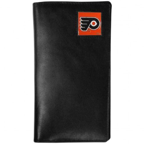Philadelphia Flyers Leather Tall Wallet