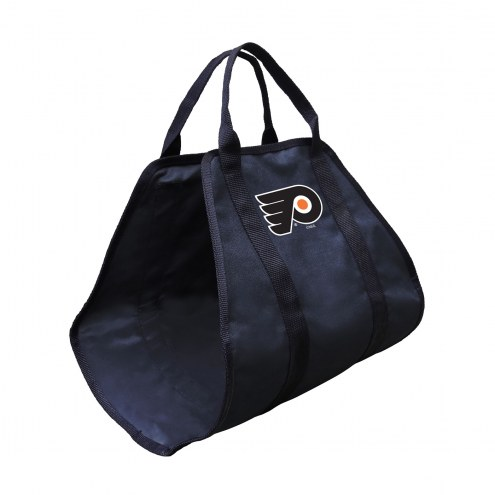 Philadelphia Flyers Log Carrier