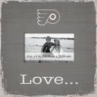 Philadelphia Flyers Love Picture Frame