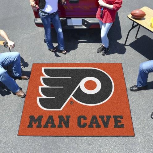 Philadelphia Flyers Man Cave Tailgate Mat