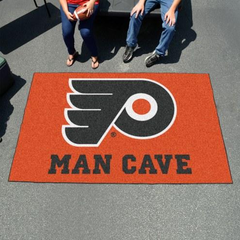 Philadelphia Flyers Man Cave Ulti-Mat Rug