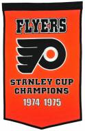 Winning Streak Philadelphia Flyers NHL Dynasty Banner
