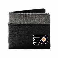 Philadelphia Flyers Pebble Bi-Fold Wallet