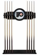 Philadelphia Flyers Pool Cue Rack