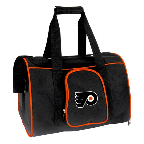 Philadelphia Flyers Premium Pet Carrier Bag