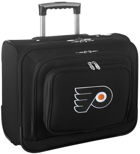 Philadelphia Flyers Rolling Laptop Overnighter Bag