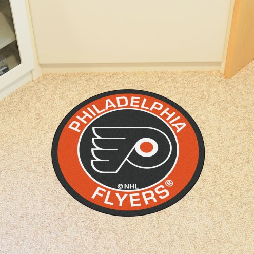 Philadelphia Flyers Rounded Mat