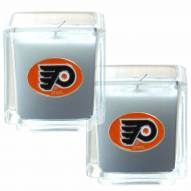 Philadelphia Flyers Scented Candle Set