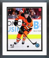 Philadelphia Flyers Scott Laughton Action Framed Photo