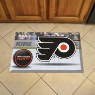 Philadelphia Flyers Scraper Door Mat
