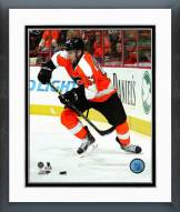 Philadelphia Flyers Shayne Gostisbehere Action Framed Photo
