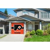 Philadelphia Flyers Single Garage Door Cover