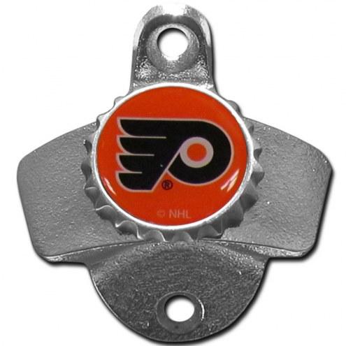 Philadelphia Flyers Wall Mounted Bottle Opener