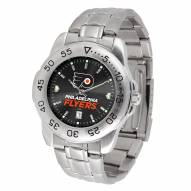 Philadelphia Flyers Sport Steel AnoChrome Men's Watch