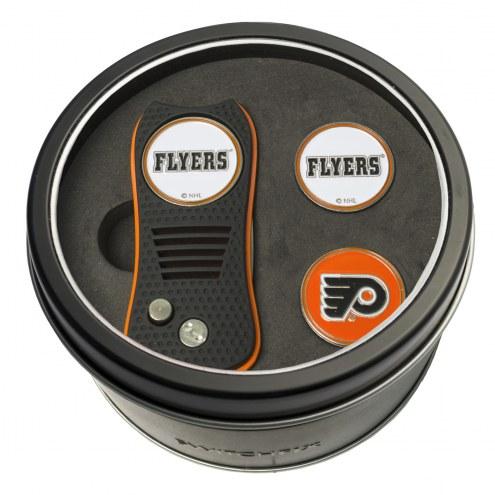 Philadelphia Flyers Switchfix Golf Divot Tool & Ball Markers