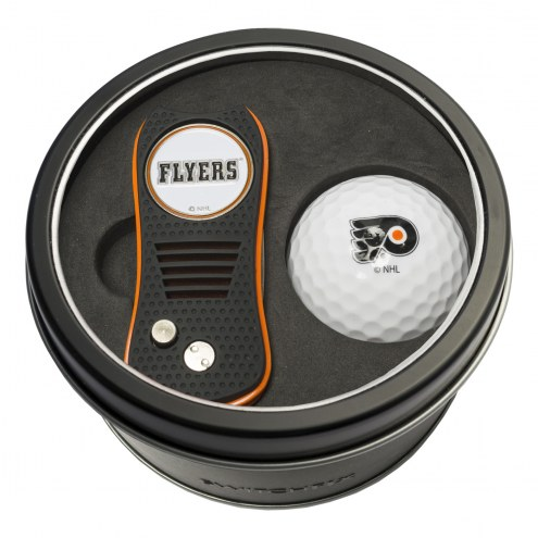 Philadelphia Flyers Switchfix Golf Divot Tool & Ball