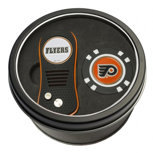 Philadelphia Flyers Switchfix Golf Divot Tool & Chip