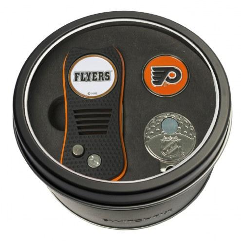Philadelphia Flyers Switchfix Golf Divot Tool, Hat Clip, & Ball Marker