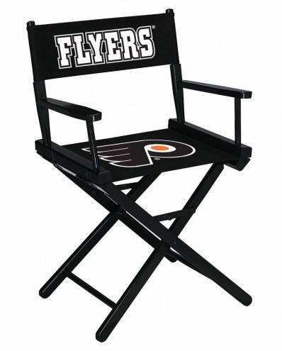Philadelphia Flyers Table Height Director's Chair