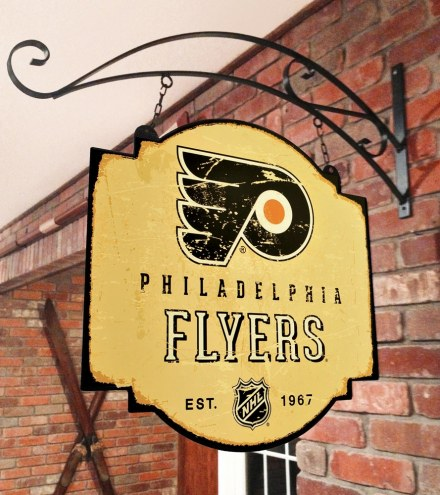 Philadelphia Flyers Tavern Sign