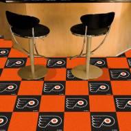Philadelphia Flyers Team Carpet Tiles