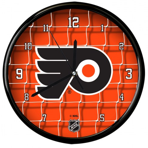 Philadelphia Flyers Team Net Clock