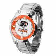 Philadelphia Flyers Titan Steel Men's Watch