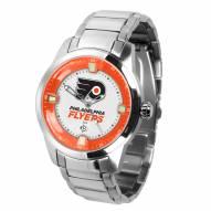 Philadelphia Flyers Titan Steel Men's Watch
