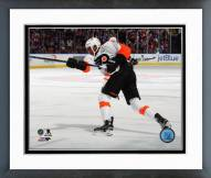 Philadelphia Flyers Wayne Simmonds Action Framed Photo